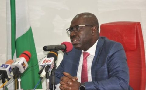 """You don't change a winning team"" – Obaseki speaks as he confirms his running mate"