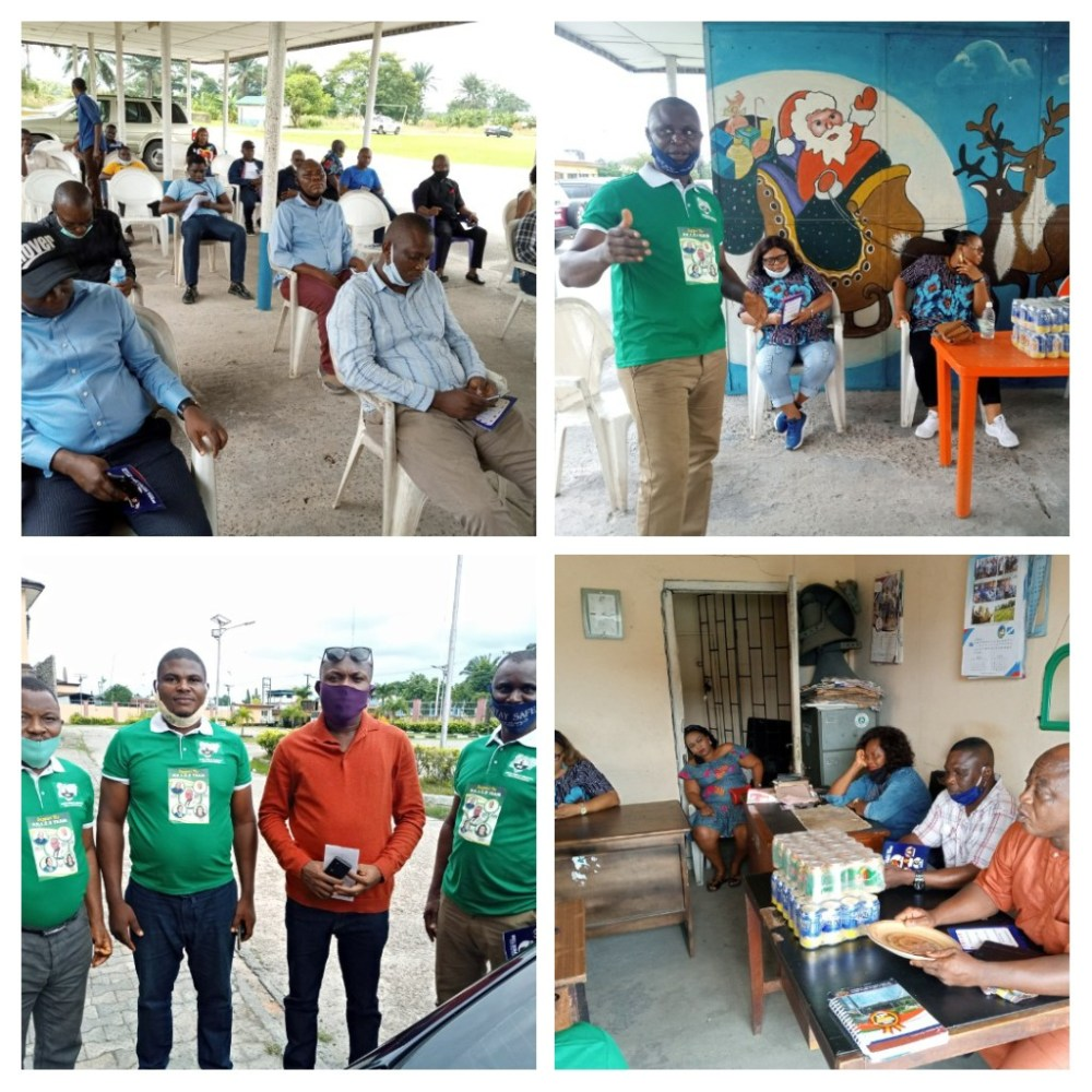 Delta NUJ Election 2020: We're poised to giving directional leadership Chairmanship candidate Oyowe declares