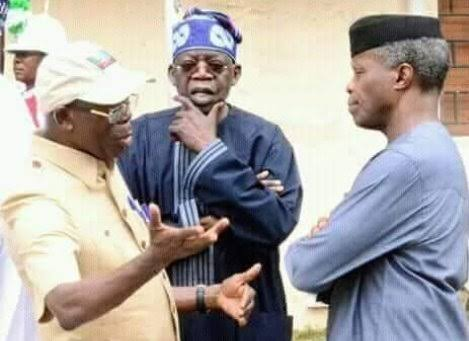 What may happen to Oshiomhole if presidential seat did not come to Jagaban's domain