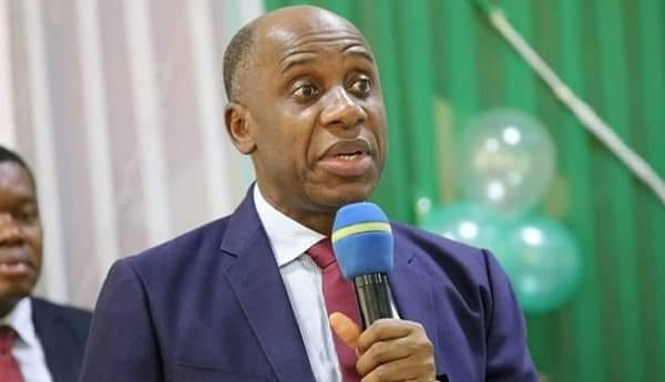 Amaechi tackles his party, APC over zoning for 2023 presidency