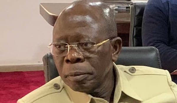 Oshiomhole Reveals his Plans On Becoming APC Chairman