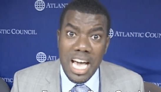 I don't know who Jesus is – Reno Omokri