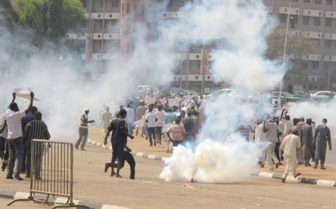 SHIITES vs POLICE: Two Feared Dead As Group Clashes With Police In Kaduna
