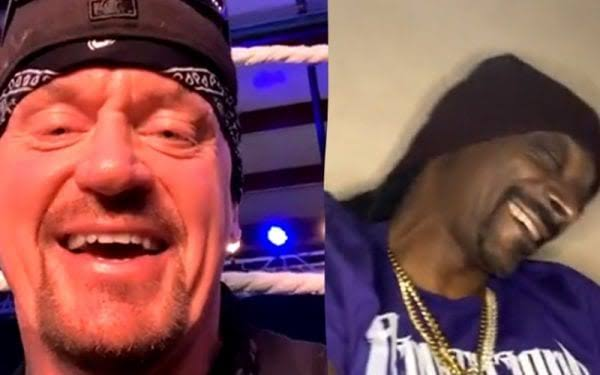 """""""We end racism because we bring all walks of people together"""" – Snoop Dogg to Undertaker"""
