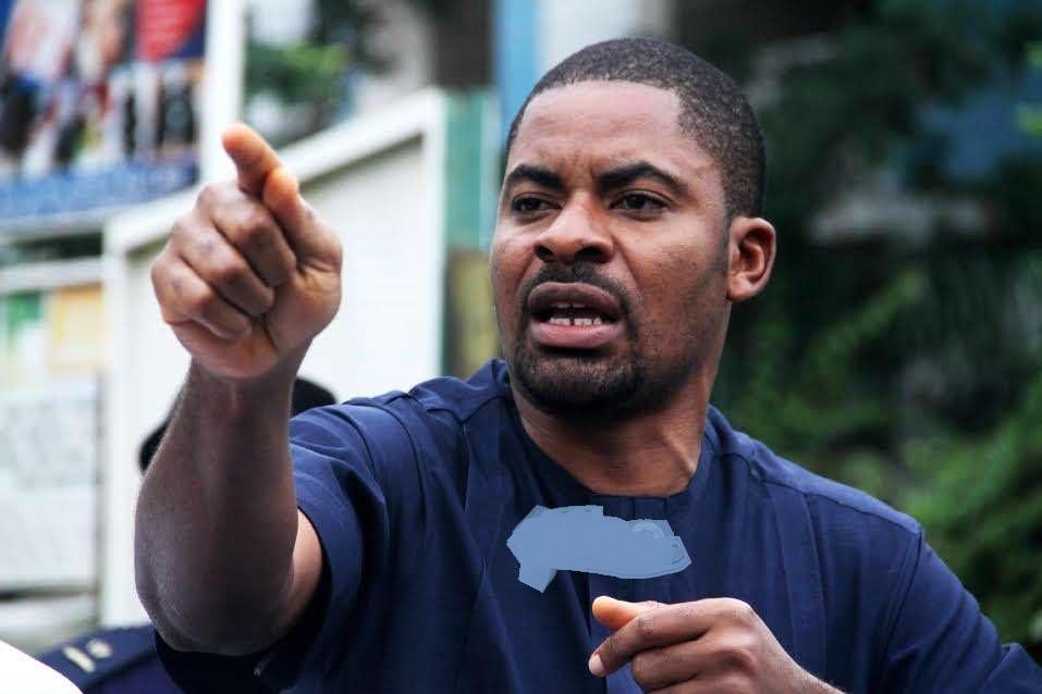 2023: No Southerner will succeed Buhari – Deji Adeyanju threatens