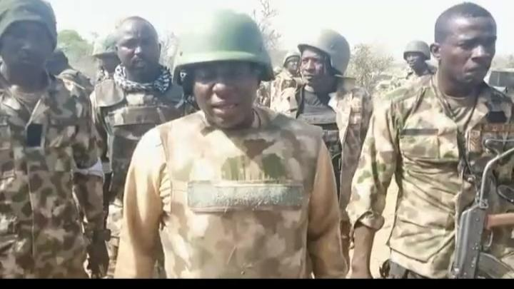 Army court demotes Major General Olusegun for revealing the truth