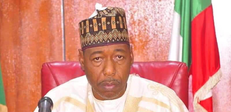 Gov. Zulum gives up in Nigeria military, reveals why they can't protect Nigeria