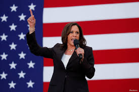 US vice president Kamala Harris sends strong message to Lesbians, Homosexuals, Bisexuals, others