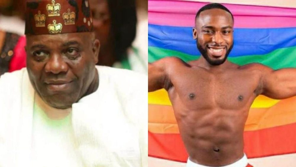 I'm Gay – Doyin Okupe's son reveals