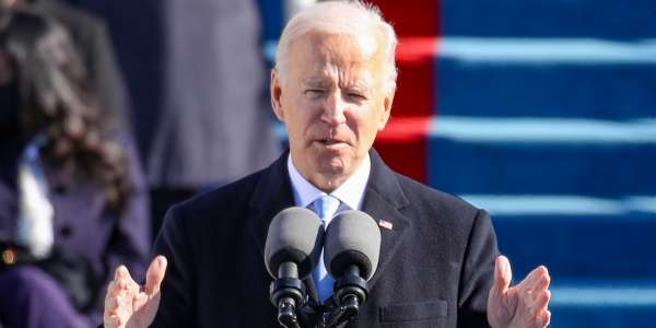 Inaugural Speech by Joseph R. Biden Jr 46th President of the United States of America