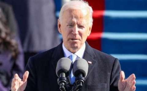 Inaugural Speech by Joseph R. Biden Jr 46th President of the United States of America