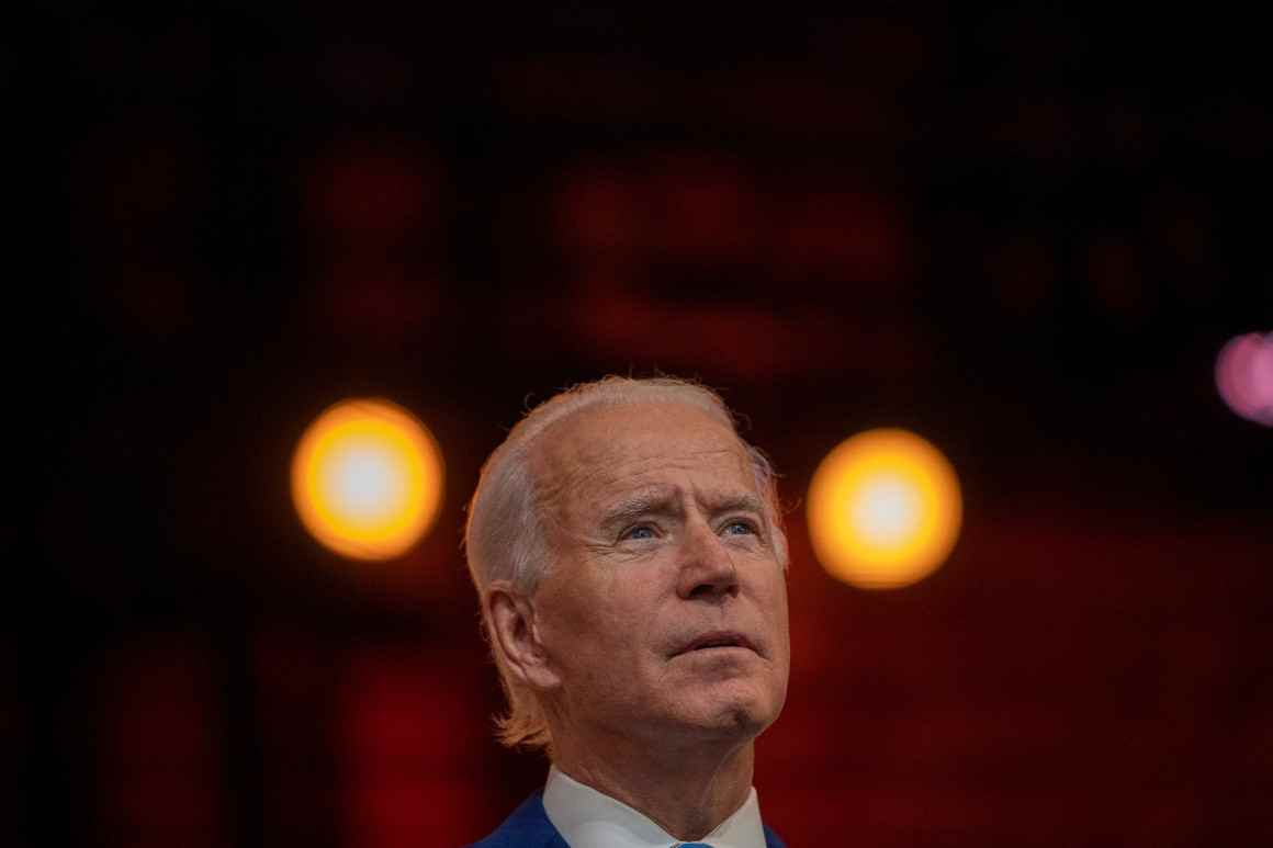 Fears as Biden set to face challenges over presidential election win