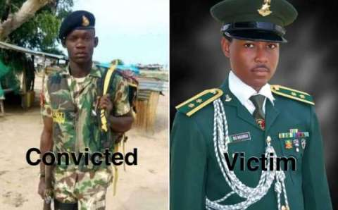 Nigerian soldier to die by firing squad for killing senior officer