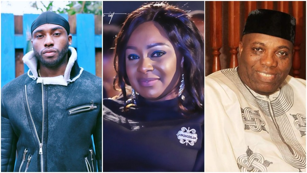 'God Is Embarrassing The Looters' – Victoria Inyama Reacts As Doyin Okupe's Son Reveals His Gay Status