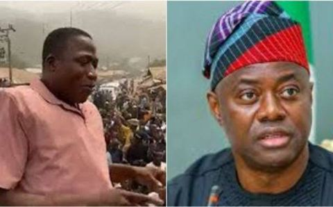 """You are all fools"" – Yoruba activisty blasts Gov. Makind"