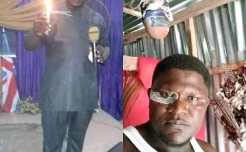 Enugu Pastor dumps from being a prophet to become a native doctor, says he's tired of deceiving people,