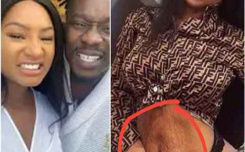 See what Femi-Otedola's daughter said about stretch marks