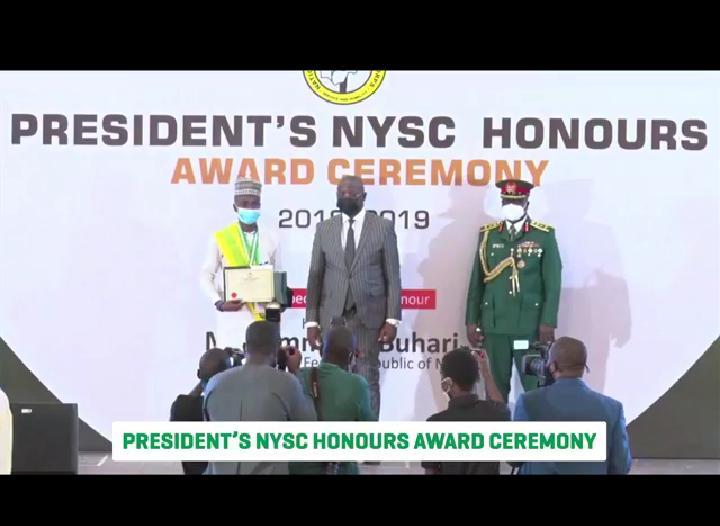 Fedpoly Offa Graduate Bags President Buhari's Award, Automatic Employment