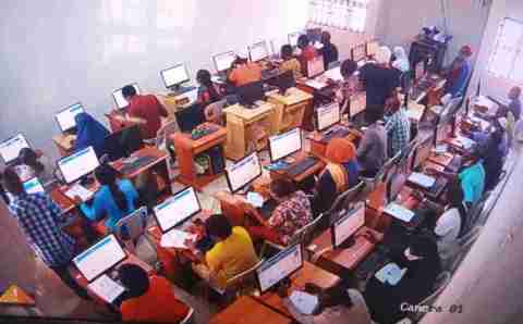 Kwara 2020/2021 Recruitment: Qualifying Examination Exercise In Fedpoffa CBT Center Orderly- Says Applicants