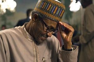 Death hit president Buhari