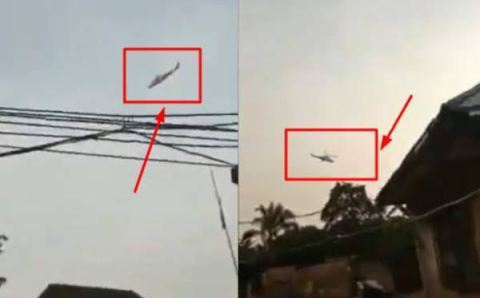 Nnamdi kanu reacts over the alleged air strike in Orlu by the Nigeria soldiers