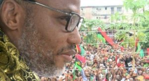 Nnamdi Kanu Reveals States He Rejected As Only Biafrans