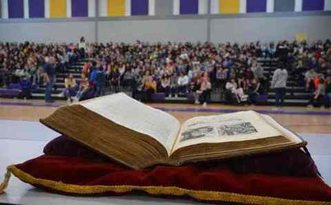 """5 American Presidents That Have Used George """"Washington's Inaugural Bible"""" To Swear- In"""
