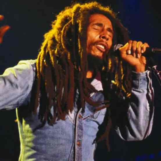 Who was Bob Marley's 'No Woman No Cry' song directed to?