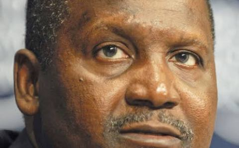 U.S reveals why Dangote business is very harmful to Nigerian economy