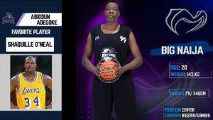 Meet 7.9Ft Tall Nigerian Basketball Player Trending – [Video]