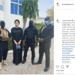 Precious drags Fani-Kayode to court, accuses him of kicking her stomach when she was carrying triplets