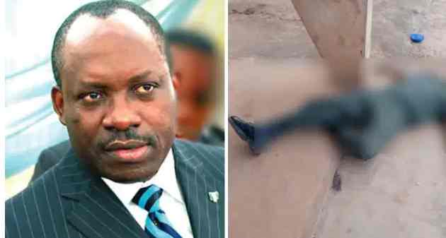One person arrested in connection with the attack on ex-CBN governor, Charles Soludo