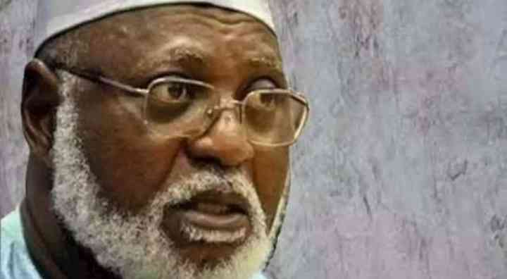 Strange: What To Happen Next Over Circulation Of 6m Weapons In Nigeria – Abdulsalami