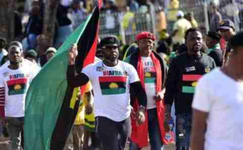 "IPOB: ""Prepare To Join Your Ancestors, If You're Joining EBUBEAGU To Spy On ESN"""