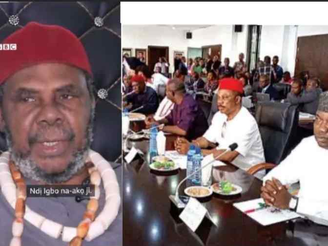 South East Governors, Senators Are All Scared – Pete Edochie