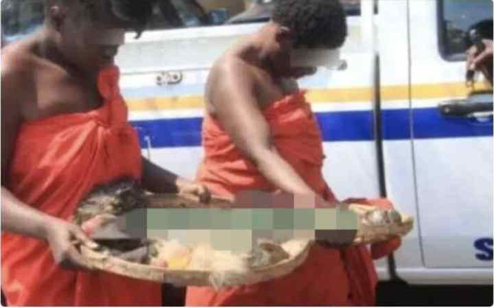 Revenge Mission: Man Rapes Two Witches For Bewitching Him