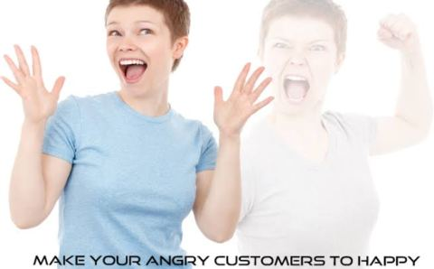 Top 8 Ways To Get An Angry Customer Happy