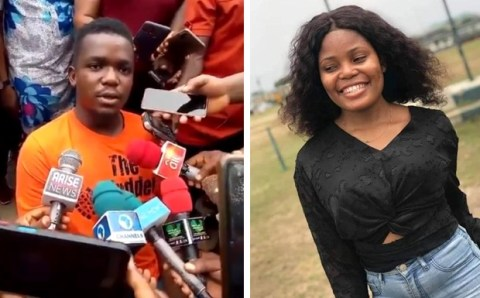 """Iniubong Umoren agreed to sleep with me before I killed her in self defense"" – Principal suspect, Uduak Akpan"