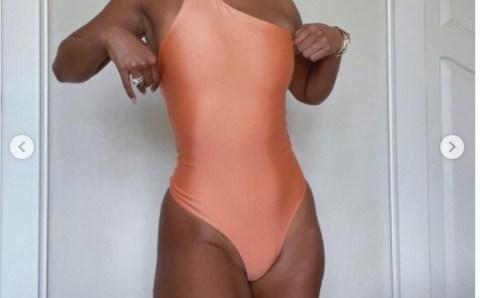 Stunning (photos) of Eniko Hart in sexy bodysuit (photos)