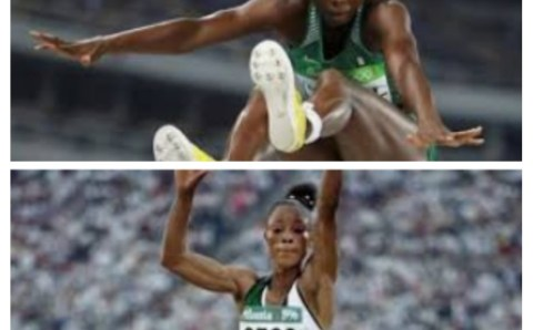 Chioma Ajunwa Reacts After Another Nigerian Breaks Her 25years Record