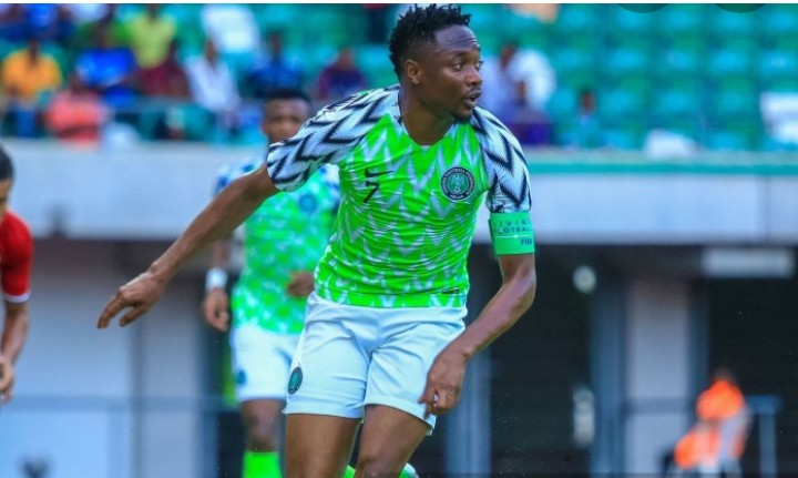 International Friendly: Ahmed Musa throws captain's armband on pitch as Super Eagles fail in revenge mission against Cameroon