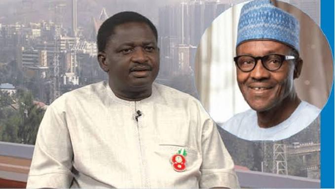 What Nigeria needs is a man with an iron fist like Buhari- Femi Adesina
