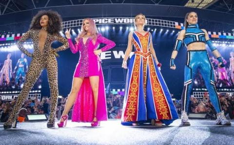 Spice Girls  Celebrate 25th Anniversary With A New Song