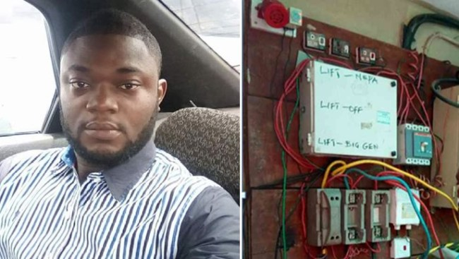 How my mum electrocuted 5 armed robbers-Man reveals