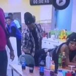 BbNaija: Video Of Angel Shaking Yansh For Sammie