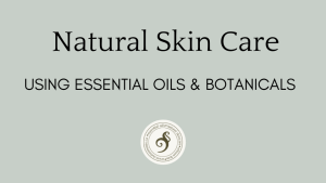 nature notes aromatherapy natural skin care course by Deanna Russell