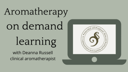 aromatherapy on demand learning