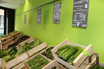 Naturenville - primeur de fruits & légumes bio & de producteurs locaux - Photographe - Thomas THIEBAUT-93