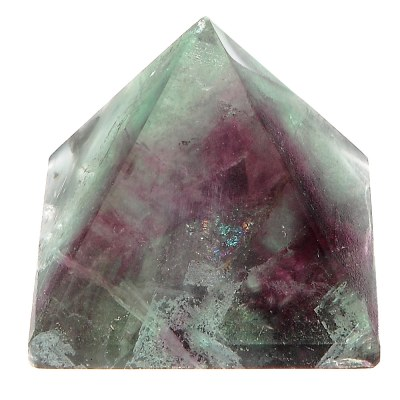 PFL07 - Fluorite Pyramid