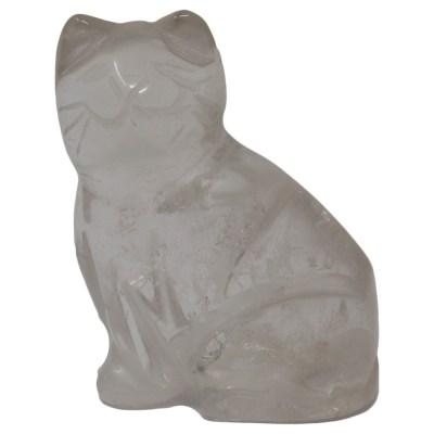 CATCQS - Clear Quartz Full Cat